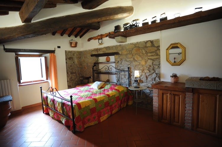 Agriturismo Barbicaio - Double bedrooms