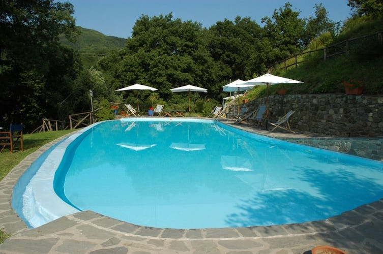 Agriturismo Ca' del Bosco -Pool with area dedicated to children