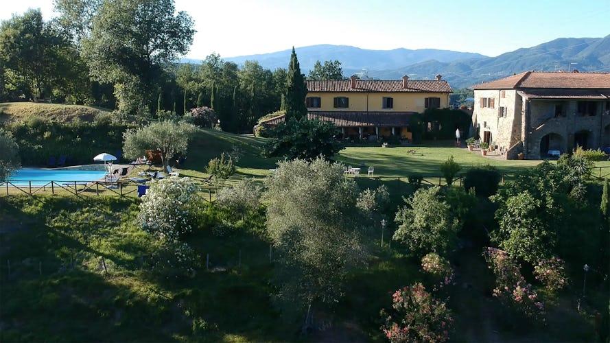 Ca del Bosco - Aerial View