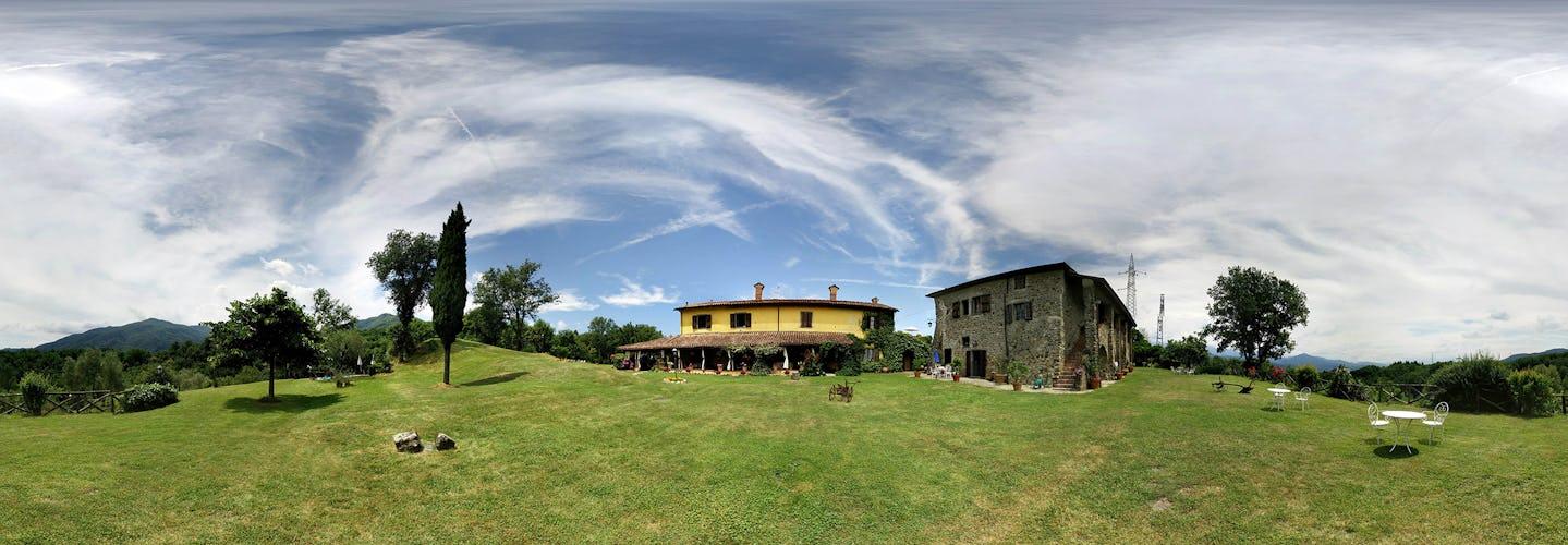 Agriturismo Ca' del Bosco - panoramic view
