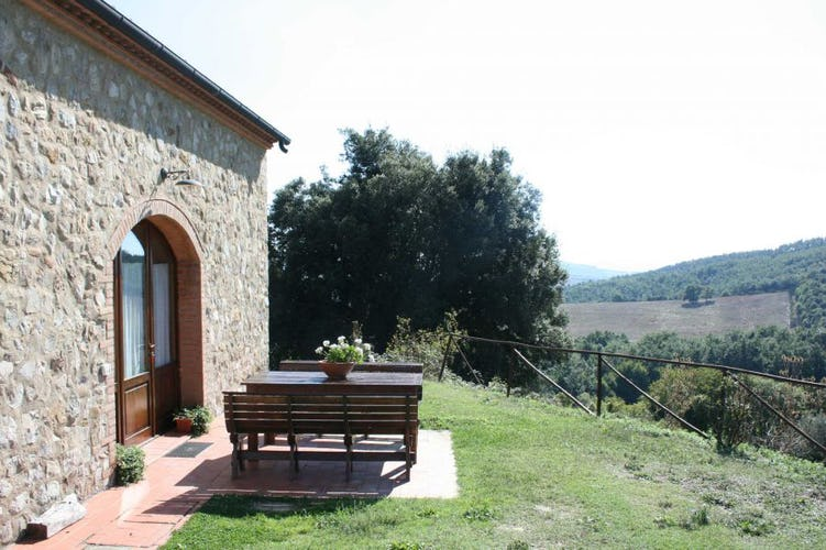 Tranquility & natural beauty reign supreme at Agriturismo Escaia