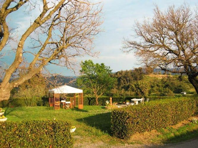 Private Garden for Casa Angelo