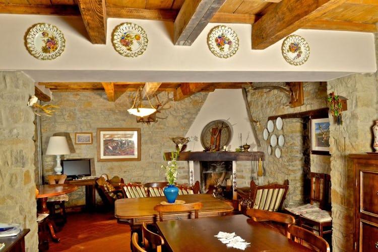 Living room Il Passeggere Agiturismo