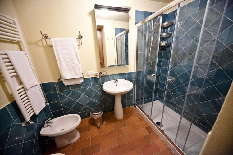 Bathroom Il Passeggere Agiturismo