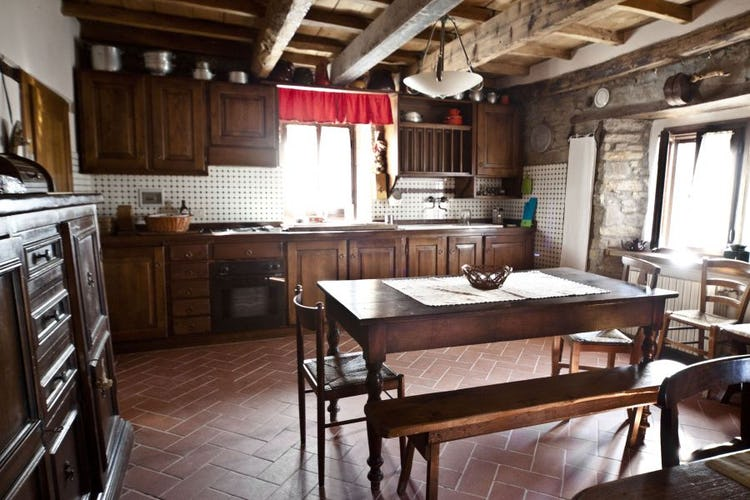 kitchen Il Passeggere Agiturismo