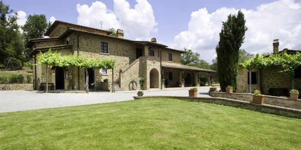 Incrociata Farmhouse Arezzo