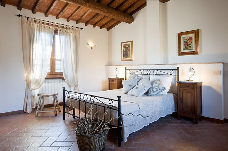 Double Room Country Style Arezzo Incrociata