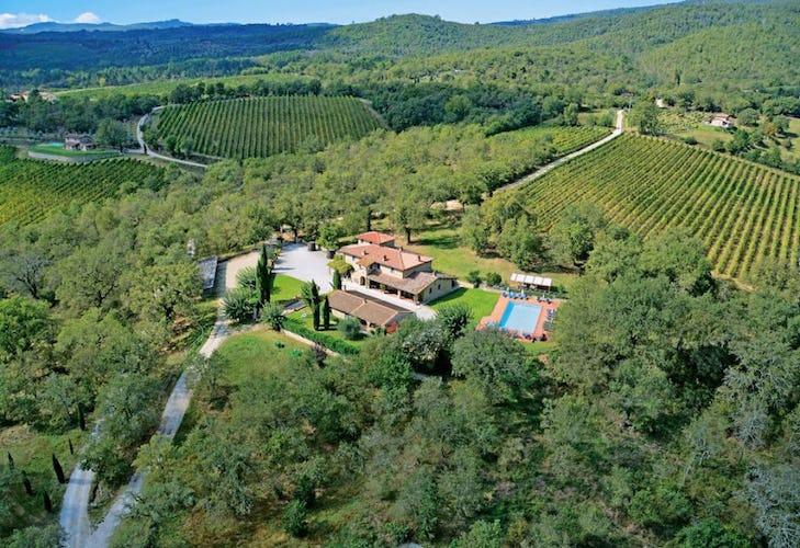 Farm Holiday Near Arezzo Agriturismo Incrociata