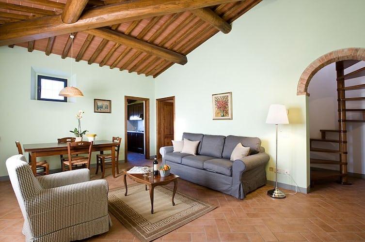 Holiday Apartment Near Arezzo Incrociata Farmhouse