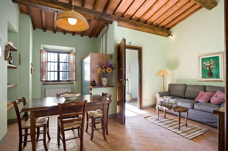 Self Catering Apartment Arezzo Incrociata
