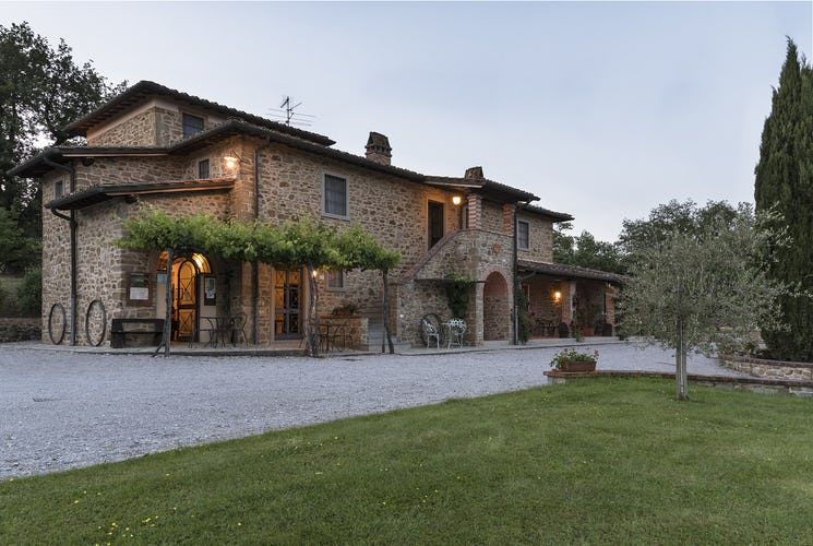 Agriturismo Incrociata - Tuscan Farmhouse