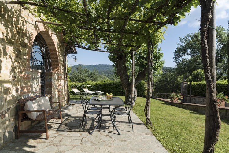 Farmhouse in Central Tuscany Incrociata