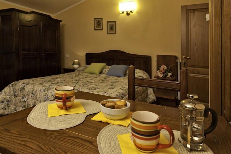 Agriturismo La Collina Delle Stelle - godersi un soggiorno in totale relax, concedendosi momenti di puro piacere e tranquillità
