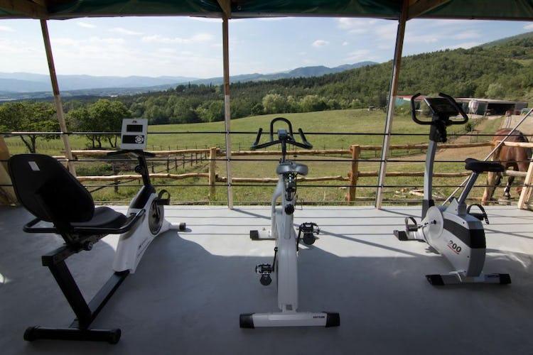Area Fitness Agriturismo La Collina delle Stelle