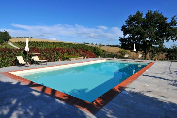 Pool  Lucciolaia Agriturismo