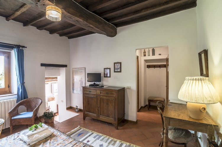 Agriturismo La Sala: four self catering holiday apartments
