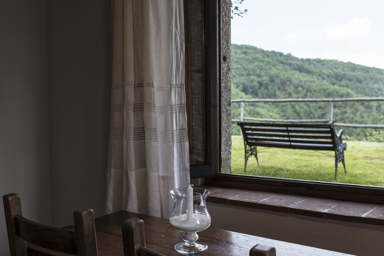 Agriturismo La Sala: Relax and enjoy the view