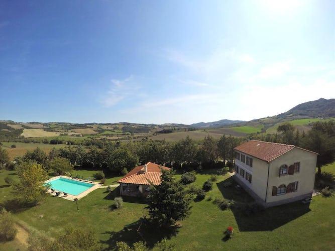 Agriturismo Le Selvole - enjoy the fresh air