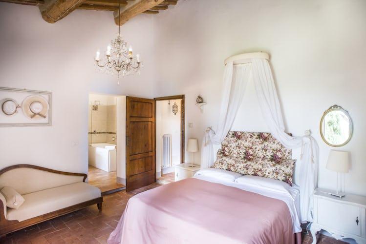 Farmhouse Accommodation Tuscany Pieve Sprenna