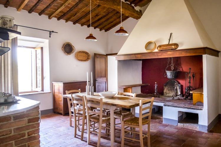 Pieve Sprenna Farmhouse Siena Countryside