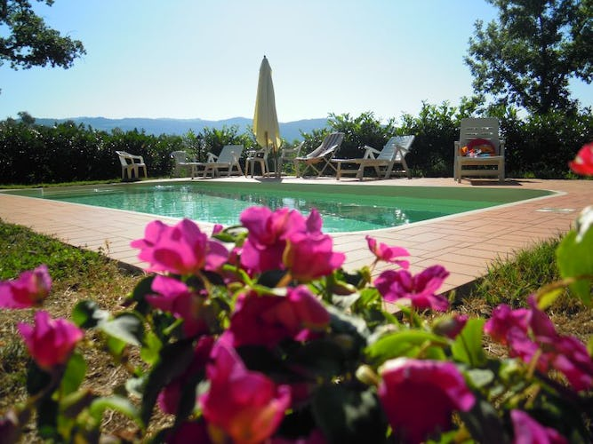 Chianti Farmhouse with Pool San Clemente