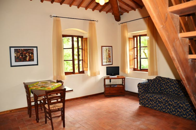 Holiday Apartments at Agriturismo San Clemente