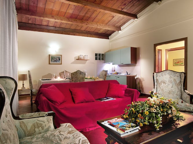 Agriturismo Valleverde: Modern comforts, WiFi and TV