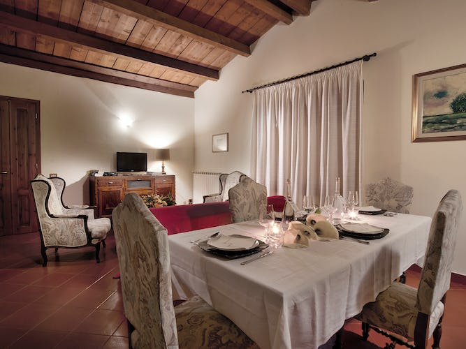 Agriturismo Valleverde: Every apartment features a full kitchen