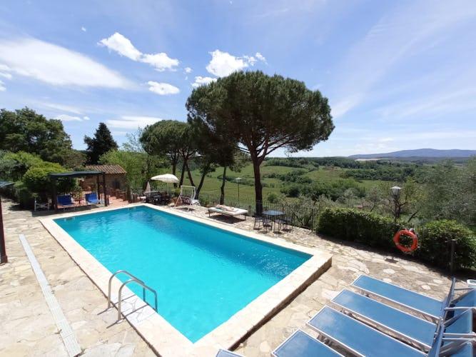 Agriturismo Vernianello - Chianti Farmhouse & Pool