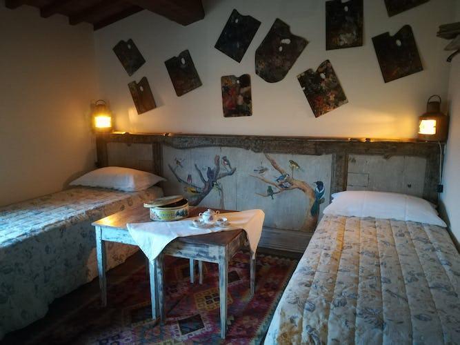 Agriturismo Vicolabate:  Tranquil setting in Chianti Classico