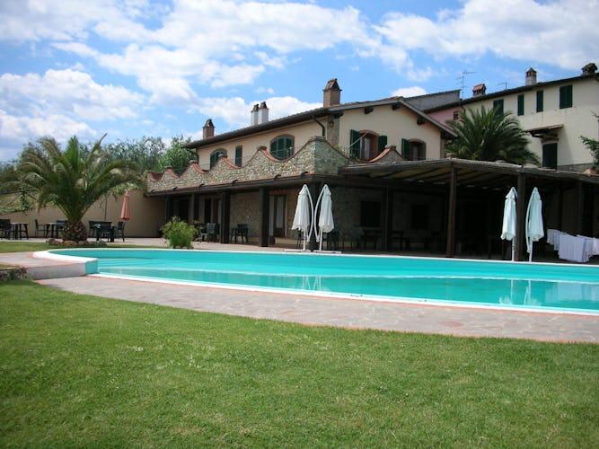 Agriturismo Villa Vacanze Manetti - Pool & Villa
