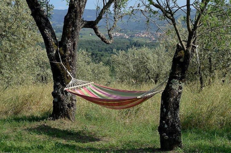 Ancora del Chianti B&B: Every corner hides a special view at Ancora del Chianti