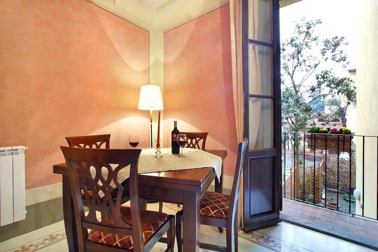 Vista dall' Appartamento Guelfa Firenze Centro