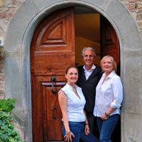 Cresti Family, owners of B&B del Giglio
