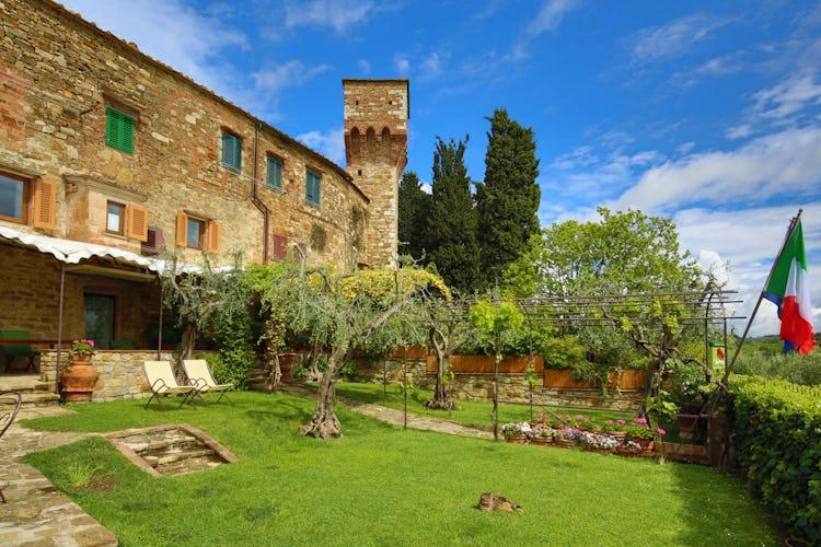 B&B Giglio - Giardino Estivo in Chianti