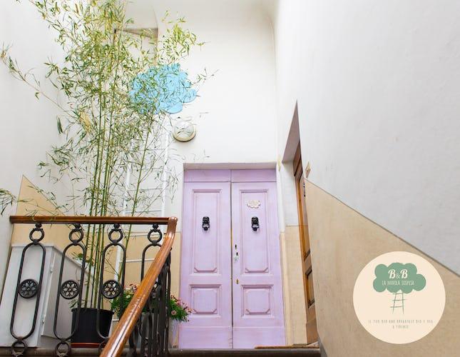 B&B La Nuvola Sospesa - Front door