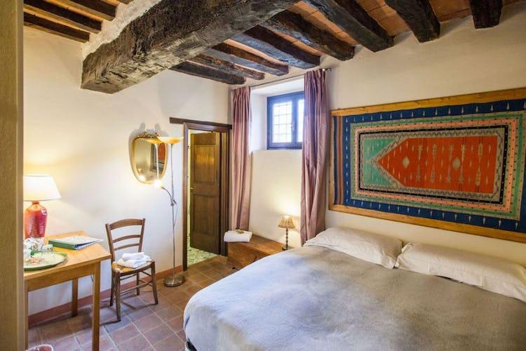 A cozy double room
