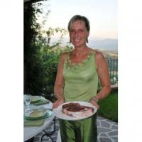 Antonella, la proprietaria del B&B Mugello