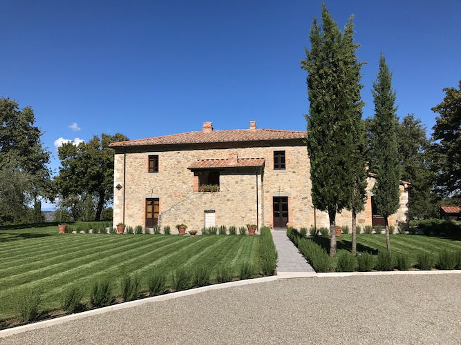 BelSentiero Estate & Country House: Front Garden