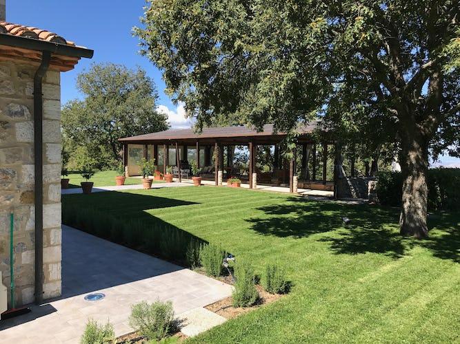 BelSentiero Estate & Country House: caratterizzata dalla tipica accoglienza toscana, calorosa ed ospitale