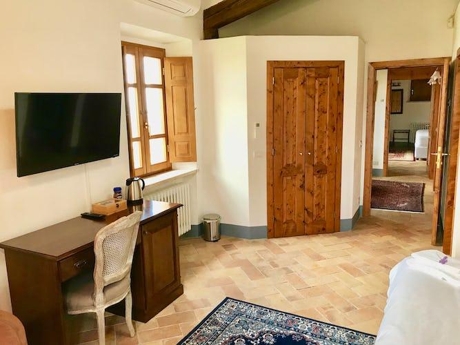 BelSentiero Estate & Country House: atmosfera intima e romantica