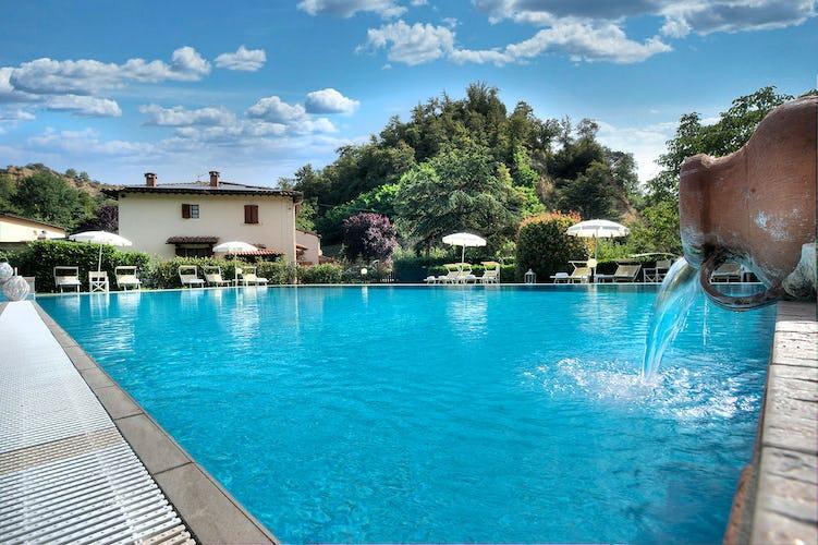 Agriturismo Valleverde: appartamenti & suites bed and breakfast vicino Firenze, Siena & Arezzo