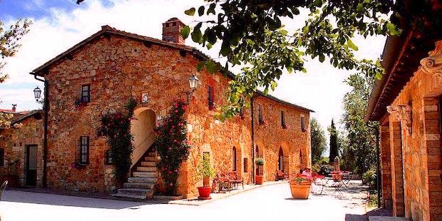 Sarna Residence - Agriturismo tipico toscano vicino San Quirico