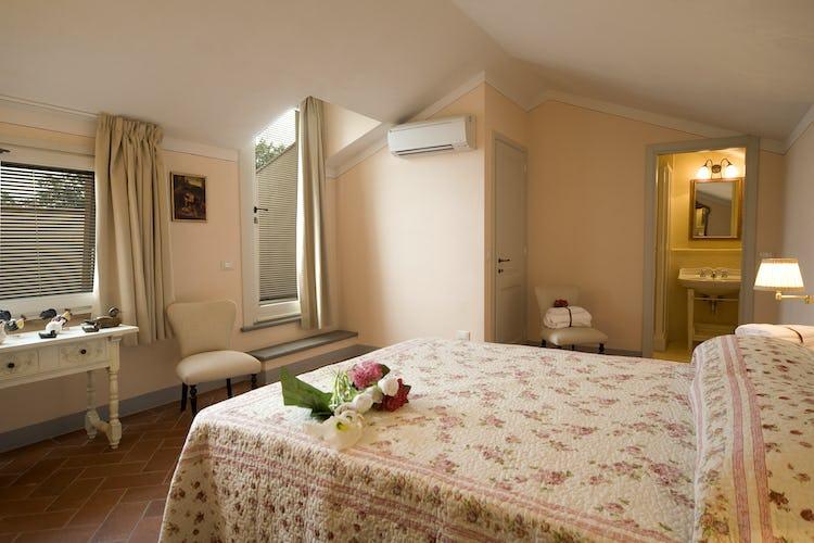 Borgo della Meliana: air conditioning for the summer