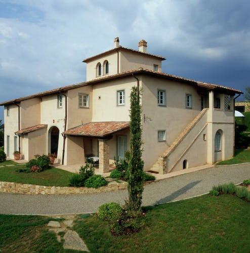 Borgo della Meliana, apartments in farmhouse in Tuscany