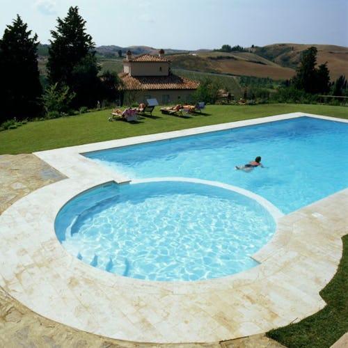 Borgo della Meliana: Agriturismo in Toscana con piscina
