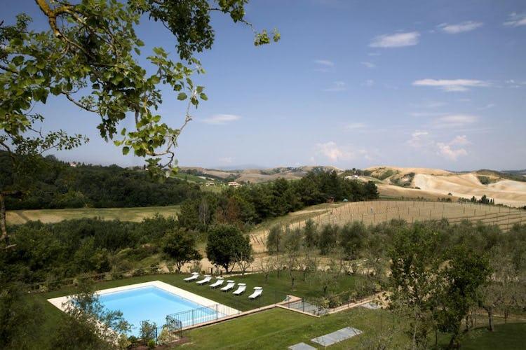 Country resort Borgo della Meliana, le vallate circostanti