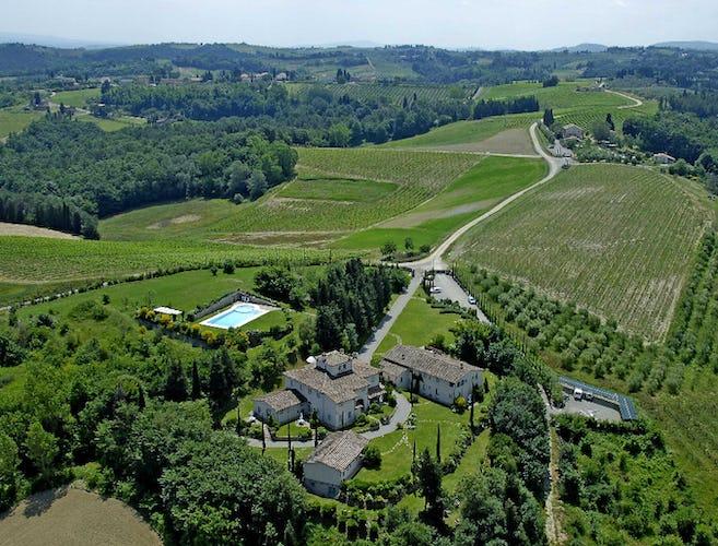 Borgo Meliana - Panorama