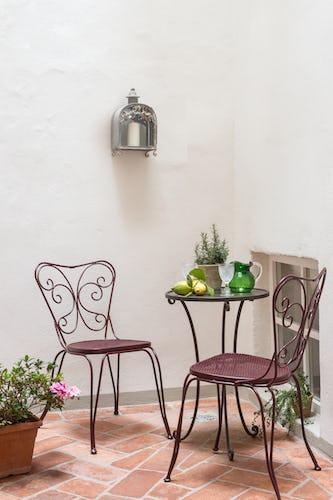 Borgo de Greci Vacation Apartments in Florence: Internal courtyard