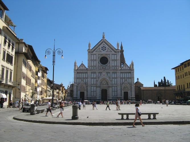 Borgo de Greci Vacation Apartments in Florence: close to Santa Croce, Duomo & Palazzo Vecchio